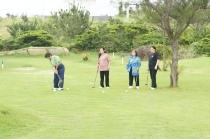 Park golf course