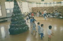 Infants class (Christmas society)