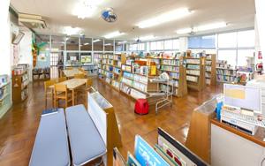图书馆风景